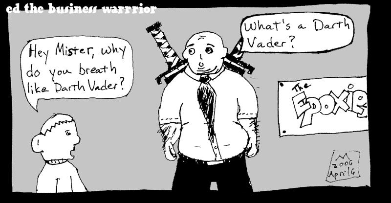 Who's Darth Vader