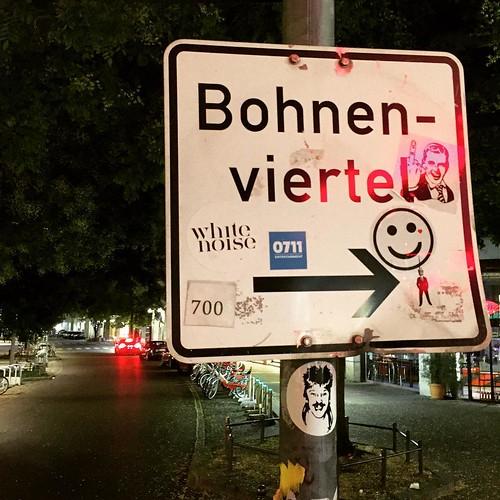 #Bohnenviertel :)  @ #0711 #Stuttgart