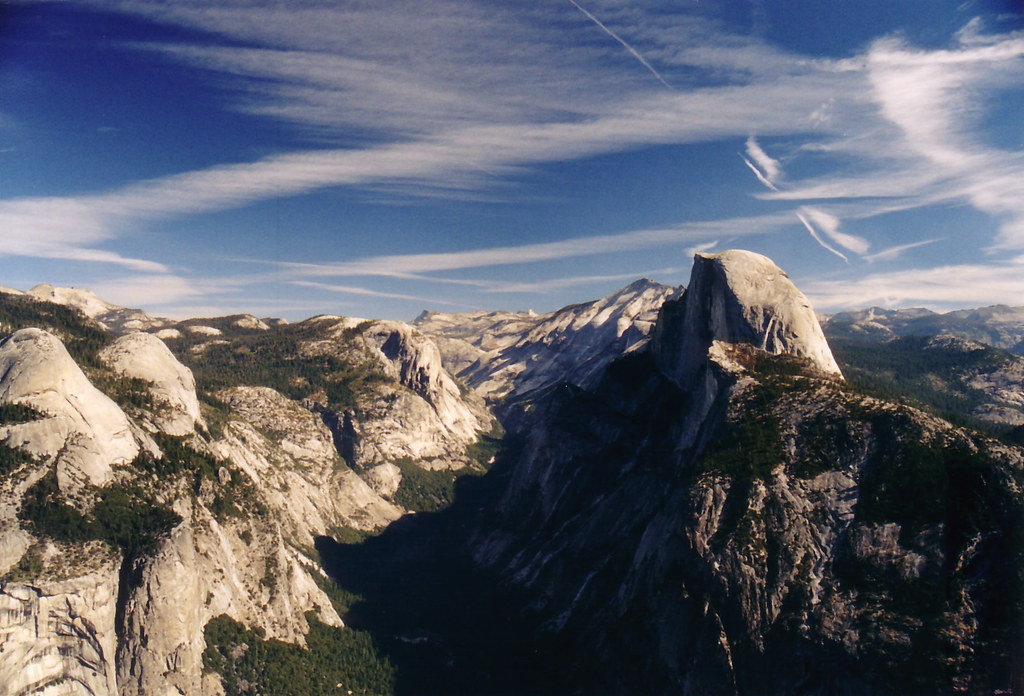 The stars from atop Half Dome will show you what it means that the heavens declare the glory of the Lord.