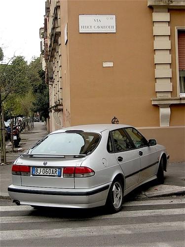 Parcheggio infame
