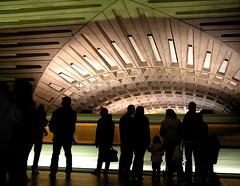 metro bystanders