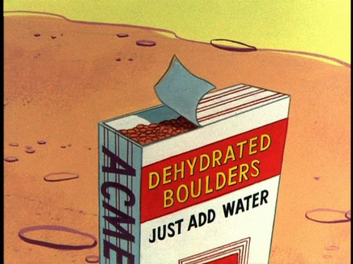 Acme dehydrated boulders by Dystopos.