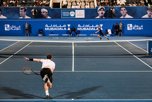 """Andy Murray's service against David Goffin • <a style=""""font-size:0.8em;"""" href=""""http://www.flickr.com/photos/125636673@N08/31990067695/"""" target=""""_blank"""">View on Flickr</a>"""