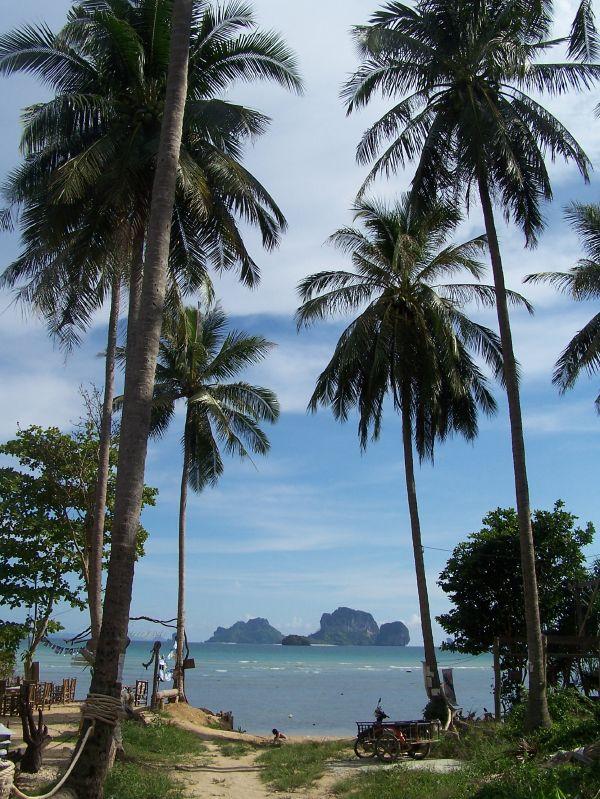 Tonsai beach!