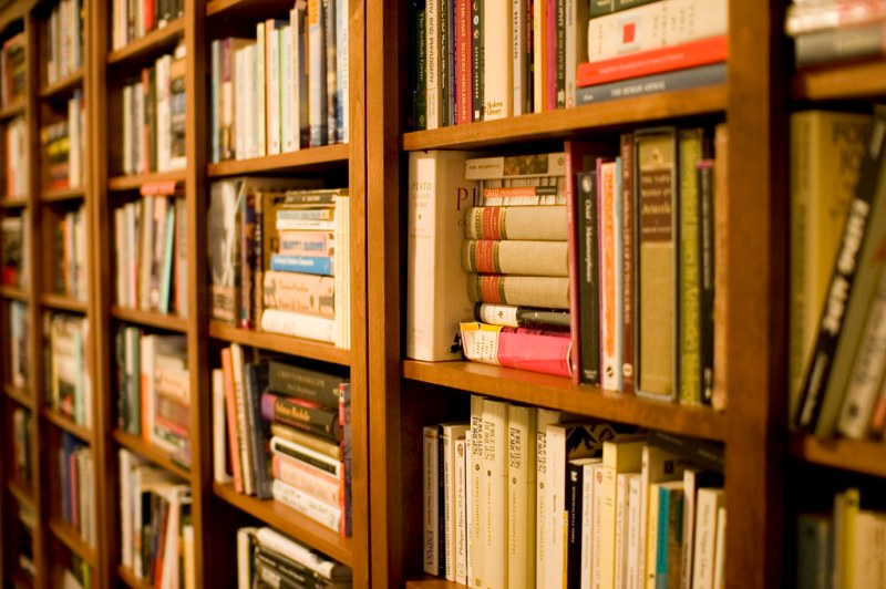 Library by Stewart, on Flickr