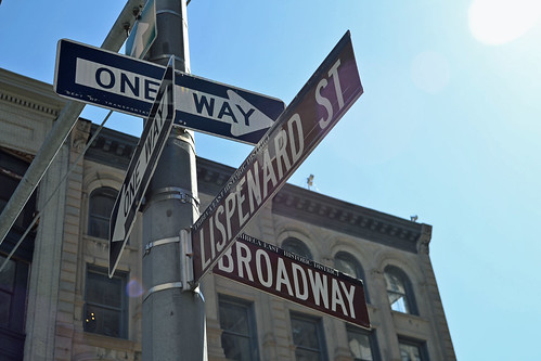 One way (New York)