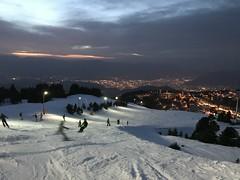 Grenoble depuis Chamrousse