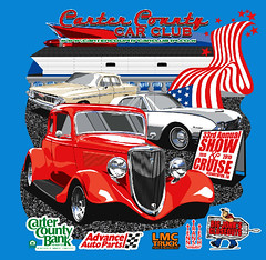 Elizabethton Car Club Show