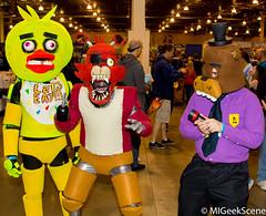 Motor City Comic Con B4
