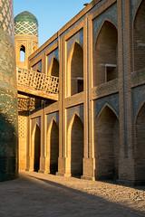Slant. Khiva