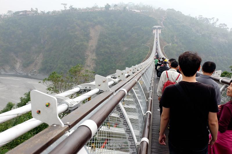 屏東三地門|山川琉璃吊橋