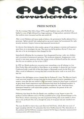 Aura Communication Press Release