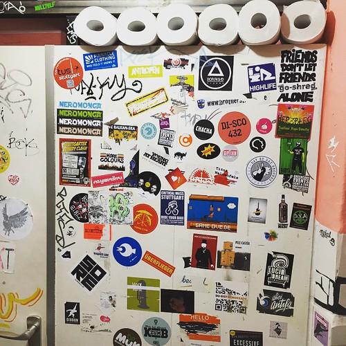 #Stickers @ #Galao #0711 #Stuttgart