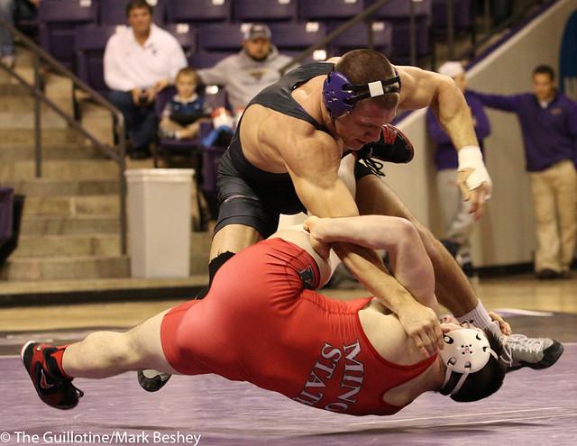 174- Adam Cooling, MSU, won by major decision over Carlos Toledano, 19-7 (17-1)