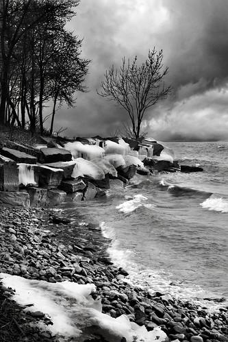 Untitled: Lake Ontario
