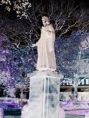 John Wesley in Savannah