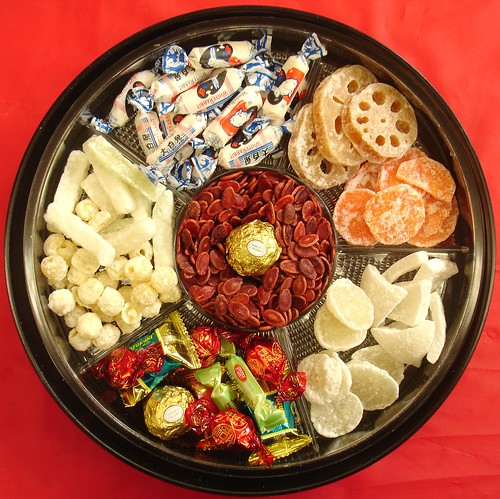 Candy Tray - Chinese New Year