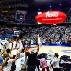 #realmadrid supporters #basket #ilovebasket