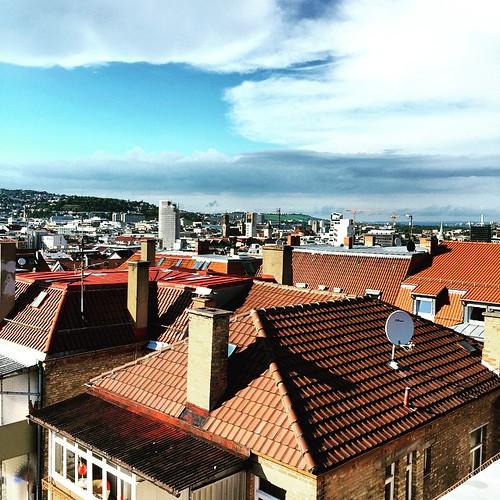 Über den Dächern  @ #Heusteigviertel #Fest #0711 #Stuttgart