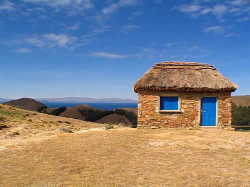 Titicaca Hut