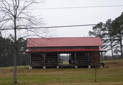 Dog Trot Cabin, Winston County AL