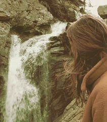 Ikaria 120 (isl_gr (away on an odyssey)) Tags: winter waterfall hiking grunge beautyconcealed ikaria icaria  aegean canyon greece hiker cascade photoshoped watermill prettygirl hikingtrails hikingikaria  waterdreams katarraktis    myrsonas