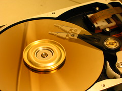 Hard drive vivisection