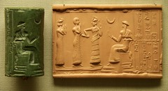 Sumerian Cylinder Seal (d2a_0637)