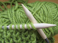 "Die Stricknadel. Die Stricknadeln. • <a style=""font-size:0.8em;"" href=""http://www.flickr.com/photos/42554185@N00/20089369651/"" target=""_blank"">View on Flickr</a>"