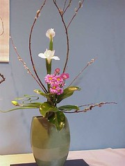 Japanese flower arrangement 5