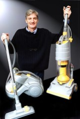 James Dyson — inventor