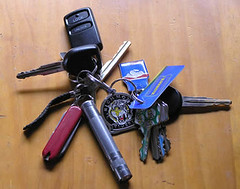 This Is My Set Of Keys