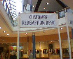 Customer Redemption