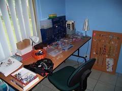 Bead Room Beginnings