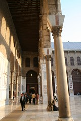Omayyad Mosque, Eastern Portico