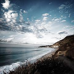 Dan Blocker, Malibu, CA