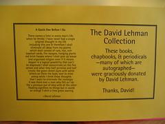 Lehman collection