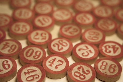 bingo! by Joseph Robertson, on Flickr