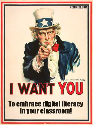 Embrace Digital Literacy