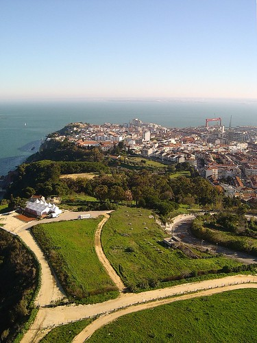View to Almada from Christo