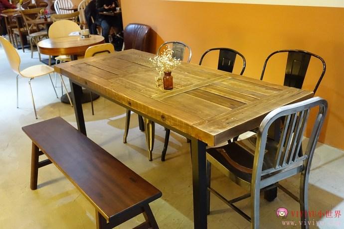 [桃園.美食]風雨咖啡.Wooly cafe二店~桃園市中心日式雜貨風格.甜點飲料.美好下午茶時光 @VIVIYU小世界