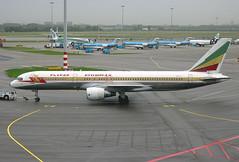 Ethiopian Airlines 757-200