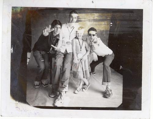 Zoe and Beastie Boys, 1997