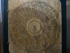 Easter Calculation Manuscript