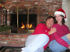 Christmas Fireplace 05