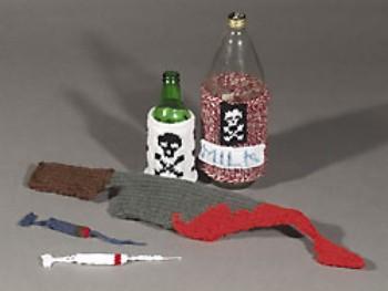 knit knives