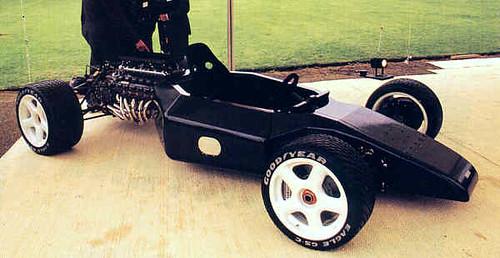 Yamaha OX Chassis
