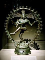 india - statue of nataraja