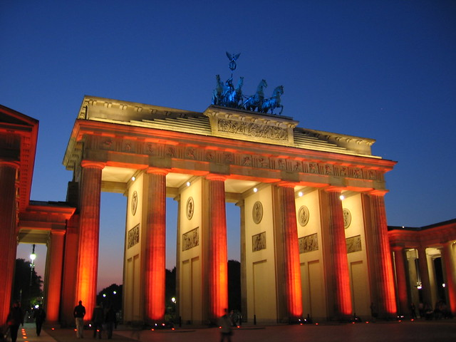 Brandenburger Tor Brandenburg Gate Berlin