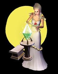 Les Sims 3 Supers-pouvoir render